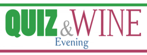Quiz and wine tasting evening