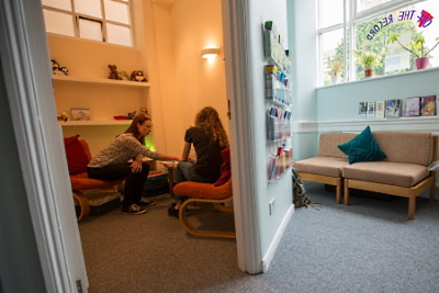 Off The Record counselling for young people